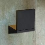투스퀘어벽등 (LED내장,방수등) (화이트,블랙)