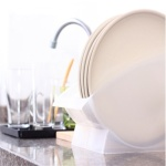 접시보관함 접시정리대 접시꽂이 그릇수납정리 스탠드