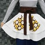 blossom apron;onion2