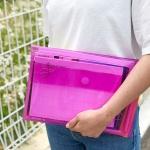 네온 파우치_Neon pouch A4