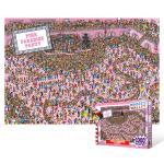 1000피스 직소퍼즐 - 월리를 찾아라 (핑크파라다이스)