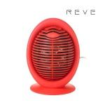 레브 가정용 미니 전기온풍기 REVE RED