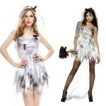 유령신부 코스프레 의상 코스튬 갓샵 좀비신부 드레스