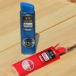 [Pentel] 0.5mm  컬러 샤프심-일본 펜텔 AIN STEIN C275