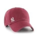 MLB모자 뉴욕 양키즈 카디널 사이드미니로고
