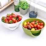 감각적 싱글라이프 주방 인테리어 과일야채 콜랜더 볼