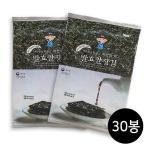 김대감 간장김 조미김 30봉