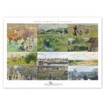 [2020 명화 캘린더] Camille Pissarro 피사로 Type A