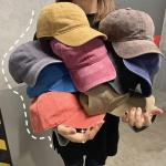 [1+1] 와싱 여성 야구모자 볼캡 스냅백 헌팅캡
