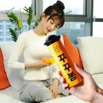 손지압기 온열 다용도 지압기 손바닥 배 온열 지압봉