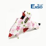 엑소 디자인 글루건 GR-20P+글루스틱7.3(10ea/1kg)