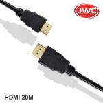[JWC]HDMI 케이블 4K 프리미엄 버전 2.0 UHD 20M