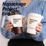 NPE 드링크백 컵홀더 커피 테이크아웃 패브릭 홀더