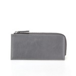 Fennec Men Long Wallet 페넥 맨 롱 월렛 002 Grey