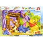15조각 판퍼즐▶ 디즈니 - 곰돌이 푸우와 친구들