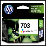 HP CD888AA No.703/Tri-color