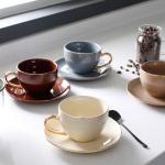 [2HOT] 에크렌 24K골드 노블 커피잔 1인세트