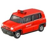 토미카 106 스즈키 허슬러 파이어 커맨드 차량