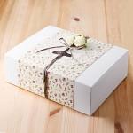 [인디고샵] 모던 화이트 선물상자-5 (2개)