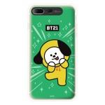BT21 iPhone8 Plus /7Plus 치미 그래픽 라이팅 케이스 (Hybrid)