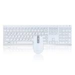 녹스 무선 슬림 키보드 마우스 셋트 Attitude NB-K1AC (5mm 초슬림 / 펜타그래프 방식 / 멀티미디어 키)