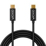 위키오 CRU001 5A 초고속 충전 C to C Cable 1m