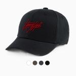 [디꾸보]캐쥬얼 레터 볼캡 롱스트링 모자 OH070