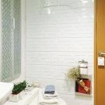 퍼니월 욕실&주방 붙이는타일 샤워(4Color)