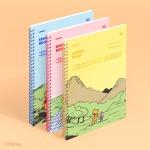 [디즈니] 스프링북 스퀘어드 SET - 곰돌이 푸