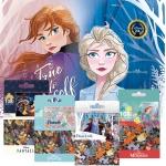 디즈니팬시 직소퍼즐 108피스 204피스 겨울왕국외