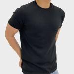남자 머슬핏 여름 반팔 짐웨어 어깨넓어보이는 티셔츠