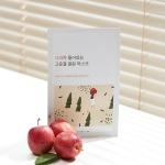 라운드랩 사과 필링 마스크 1매