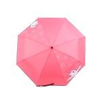 오버액션토끼 완자 오버하트 우산