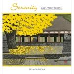 2020 캘린더 Serenity: Kazuyuki Ohtsu