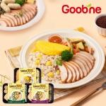 굽네 로드닭 언더399 곤약영양밥&닭가슴살 도시락 3종