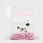 [마리모 가든] 딸기 우유팩 마리모