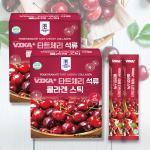몽모랑시 타트체리 석류 콜라겐 스틱 2BOX (60포)