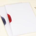 [Leitz] 30매 지철 투명 클립홀더-독일 라이츠 Clip File Magic 4174 HC30-1