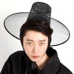 저승사자 갓 (양반갓) 모자