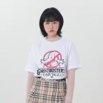 고스트버스터즈 티셔츠_WHITE