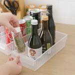 냉장고정리 소스통 식재료 신선보관트레이 WIDE F50
