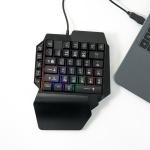 게임전용 미니키보드 / 게이밍 원핸드 키보드 LCIF739