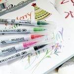 지그 리얼브러쉬 RB6000 6색,12색,24색,48색,90색세트