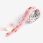 [인디고샵] 반데 로맨틱 벚꽃 마스킹 테이프