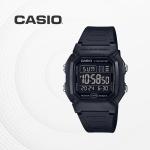 카시오 군인 군용 전자 빈티지 손목시계 W-800H-1B