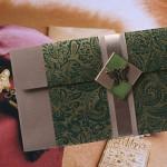 폐백봉투[4호녹색]현금봉투,세뱃돈봉투