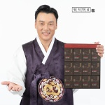 정직한삼 정성가득 국내산 6년근 홍삼절편