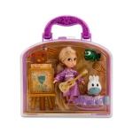 [미국직수입] 라푼젤 미니 베이비돌 가방 SET
