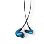 슈어 SE215 SPE 에디션 블루 이어폰
