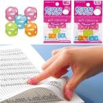 [고쿠요] 사무용 손가락 링 Color MIX 1팩(5개입)
